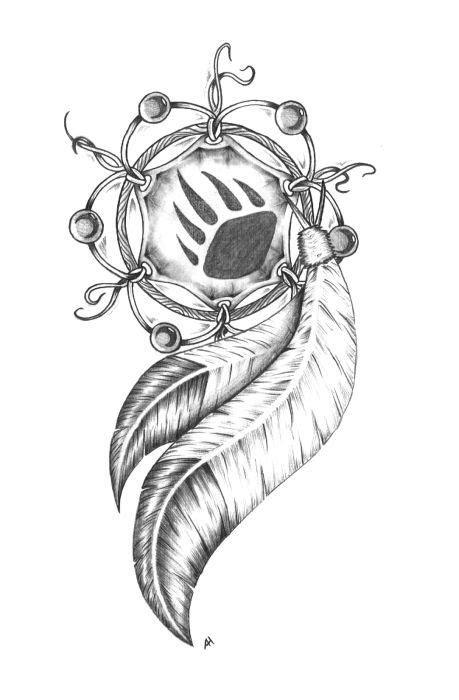 tribal dream catcher tattoo 12 stunning tribal dreamcatcher tattoos only tribal