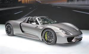 918 Porsche Spyder Price Car And Driver