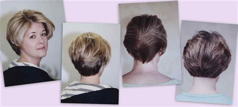 pixie haircuts women thick hair front and back views haircuts for women front and back view short hairstyles