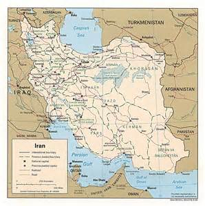 map of border afg iran border map mappery