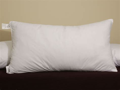 marriott alternative eco king pillow as featured in