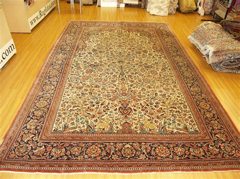Rug Master Antique Kashan Rug Cleaning Clean Rug