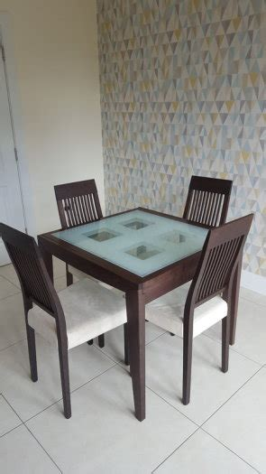 Italian Dining Table And Chairs Italian Dining Table And Chairs For Sale In Greystones Wicklow From Philster1980