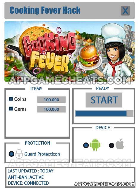 download game cooking fever mod revdl cooking fever hack 2015 no survey