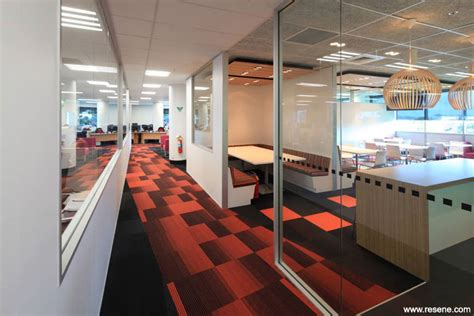 air  zealand office fitout resene total colour awards