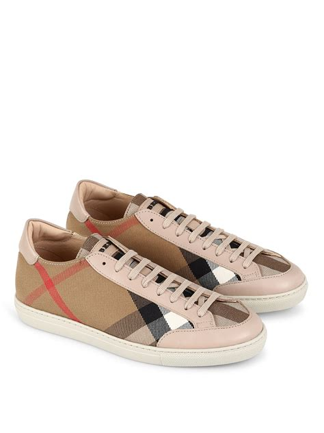 burberry sneakers house check sneakers by burberry trainers ikrix