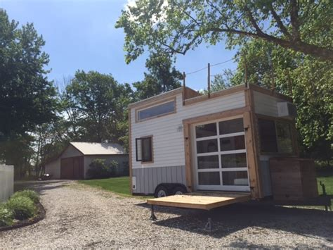 tiny homes for rent rent a tiny house in central indiana v1 news gallery