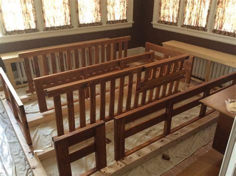 triple bunk beds  crib ana white