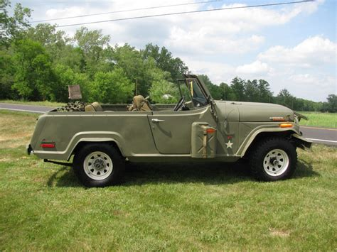 1971 jeep commando 1971 willys jeepster commando for sale
