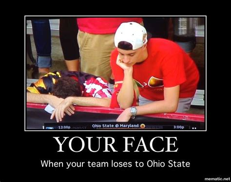 Ohio State Michigan Memes - ohio you meme and us states on pinterest