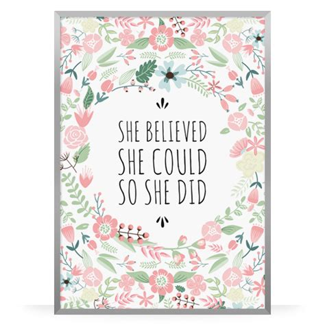 she believed she could so she did 2018 empowerment weekly monthly planner with to do lists inspirational quotes motivational diaries volume 1 books she believed she could so she did poster vibes