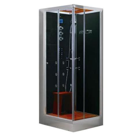home depot steam shower steam planet 36 in x 36 in x 88 in steam shower