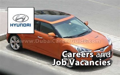 Kia Motors Dubai Careers Hyundai Uae Careers And Vacancies