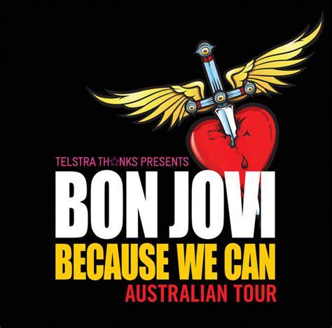 bon jovi concert videos bon jovi because we can tour perth perth
