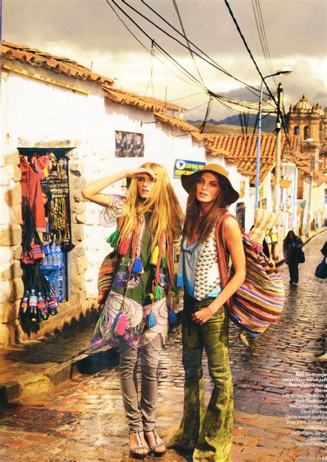 hippie look groovy ethnic from hippies style modern hippie style