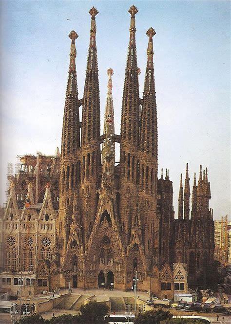 barcelona architecture c side interior design antoni gaudi