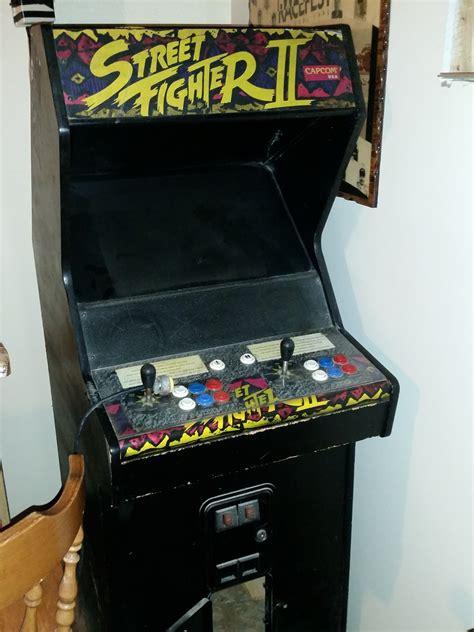 capcom street fighter  video arcade game  sale  massachusetts