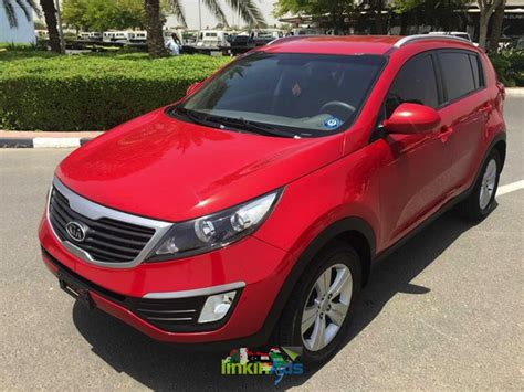 Kia Used For Sale Kia Sportage 2013 For Sale Used Cars Dubai