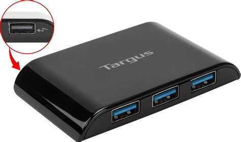 Usb Hub 4 Port Targus 2 0 targus 4 port usb 3 0 superspeed hub