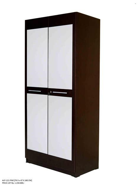 Lemari Pakaian Ligna 2 Pintu olympus digital kemenangan jaya furniture