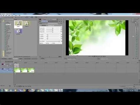 tutorial vegas pro indonesia tutorial sony vegas pro 12 bahasa indonesia youtube