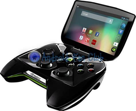 nvidia shield gaming console nvidia project shield portable android gaming console