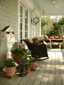 front porch southern style traditional porch