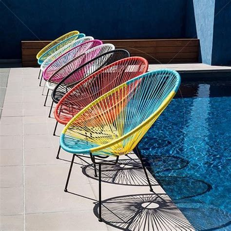 Replica Acapulco Lounge Chair by Acapulco Chair Replica Yellow Buy Acapulco Chairs For