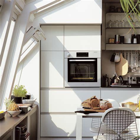 cucine mansarde progettare la cucina in mansarda mansarda it