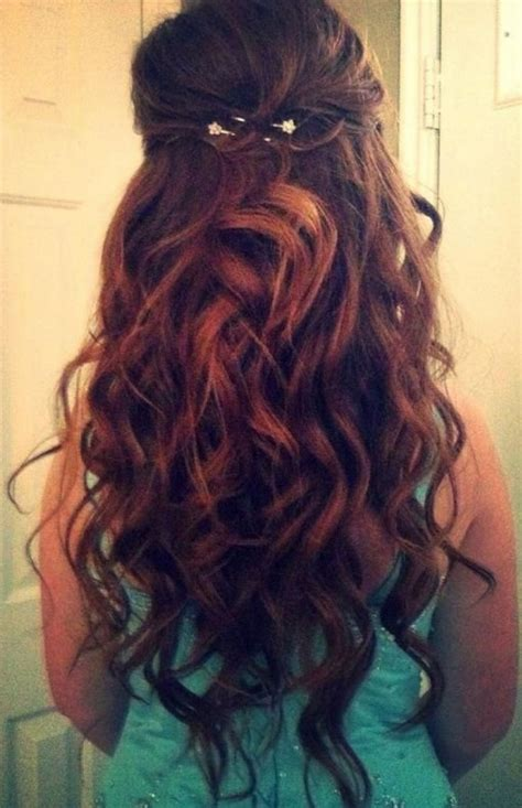 Prom Hairstyles For Curly Hair by Curly Prom Hairstyles Prom Hairstyles For Hair
