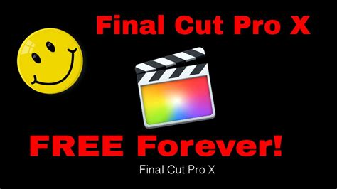 final cut pro latest version how to get final cut pro x 10 3 4 latest version free