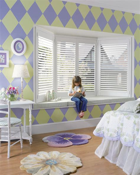 Window Treatments For Girls Room - hunter douglas shades and blinds in a nursery or kid s room drapery street