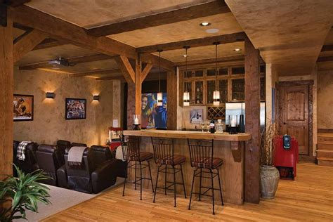 Basement Bar Designs Bloombety Basement Bar Designs With Ornamental Leaves