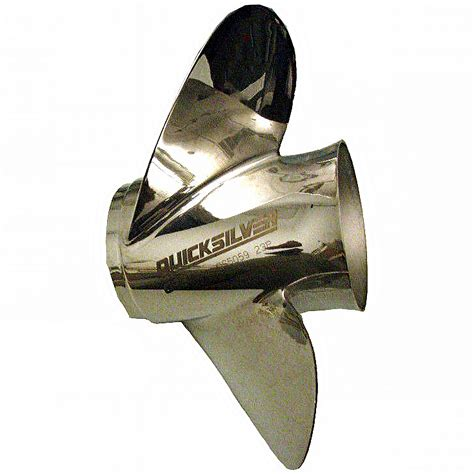 vengeance boat props mercury silverado vengeance stainless steel prop 13 1 2x23