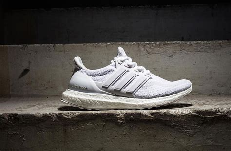 Adidas Ultra Boost White 1 adidas ultra boost white look dead stock