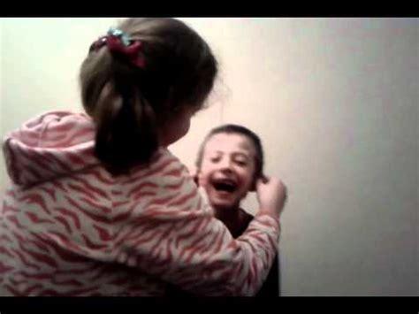 becca pulled my ears youtube