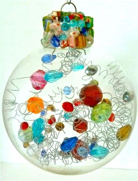 glass ornament craft ideas site about children