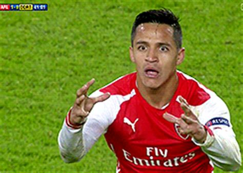 alexis sanchez gif dumbfounded chions league gif find share on giphy