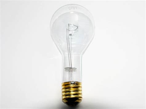 200 watt light bulb philips 200 watt 130 volt ps30 clear bulb 200ps30 12