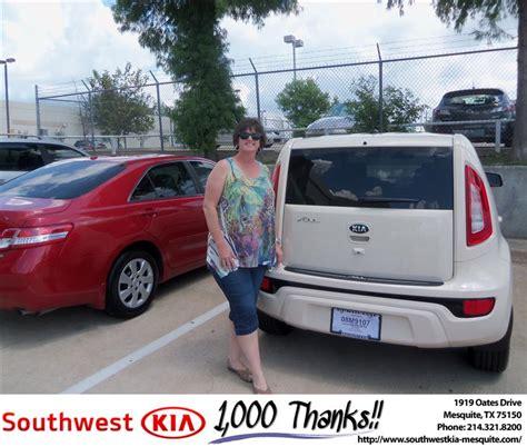 Southwest Kia In Mesquite Happy Birthday To Elizabeth Dworak Southwest Kia Of