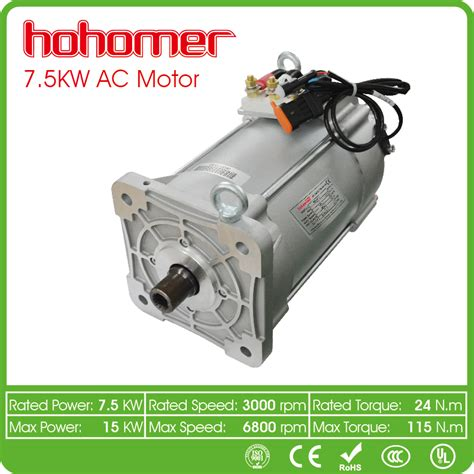 3 phase induction motor electric car for sale 5kw electric motor with controller 5kw electric motor with controller wholesale