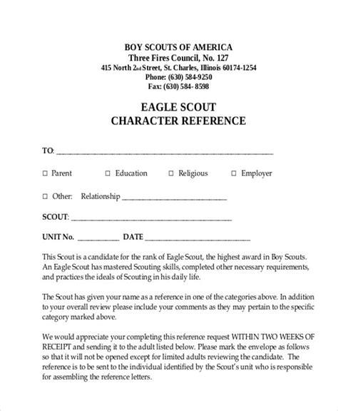 9 Sle Eagle Scout Recommendation Letter Templates Pdf Sle Templates Eagle Scout Recommendation Letter Template
