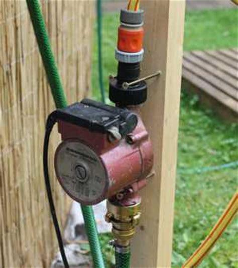 warmes wasser f 252 r den pool poolheizung selber bauen