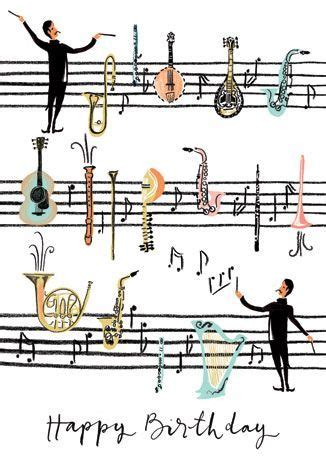 printable birthday cards music music birthday image www pixshark com images galleries