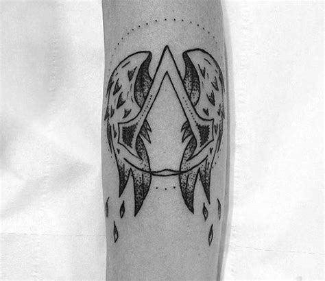 logo tattoo guy assassins creed logo wings www pixshark com images