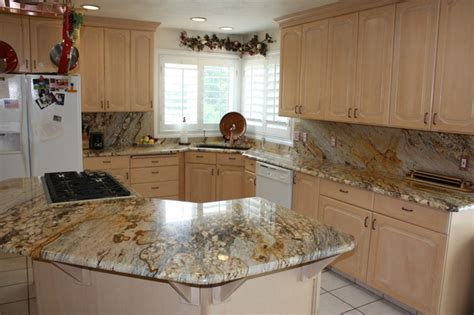 pictures of granite backsplashes in kitchens mac s before