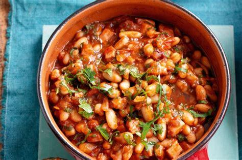 smokey chilli beans recipe taste com au