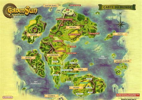 Golden Sun World Map by Golden Sun A Golden Time In Gaming Sheattack