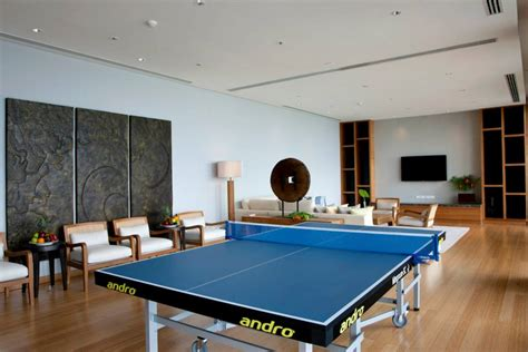 Room Needed For Ping Pong Table by Thai Style Villa Sarawin With Sweeping Bay Views