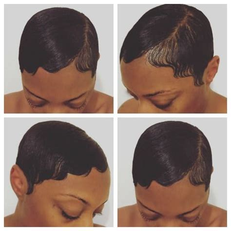 short hair cut with no relaxer 25 best ideas about finger waves short hair on pinterest